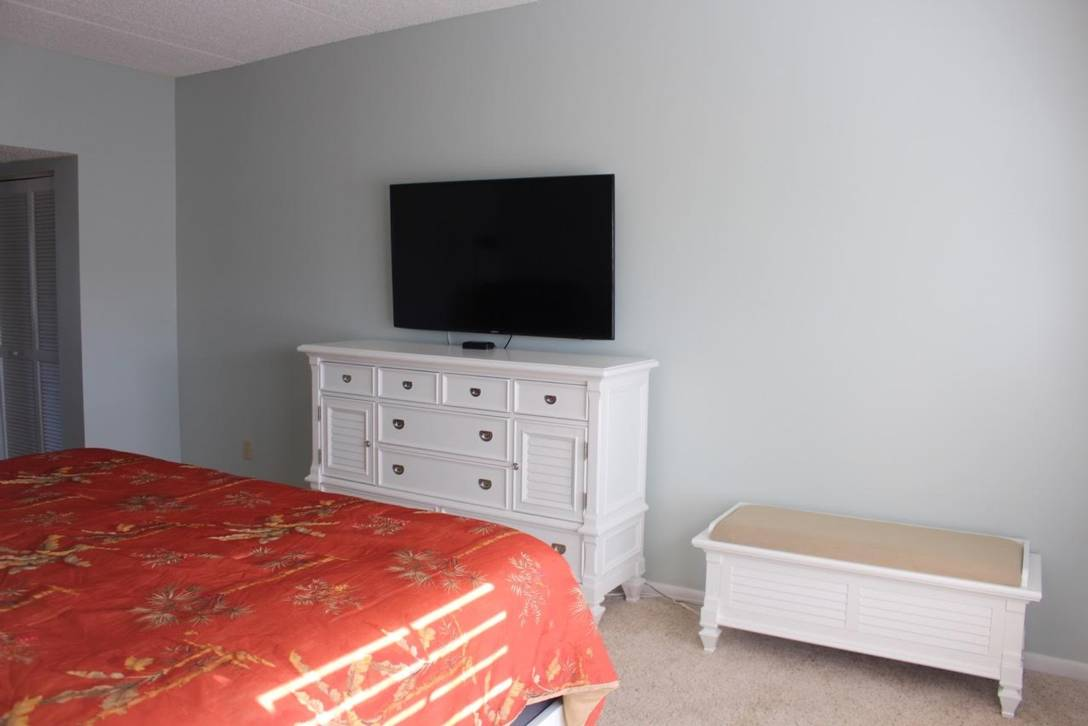 Master Bedroom area