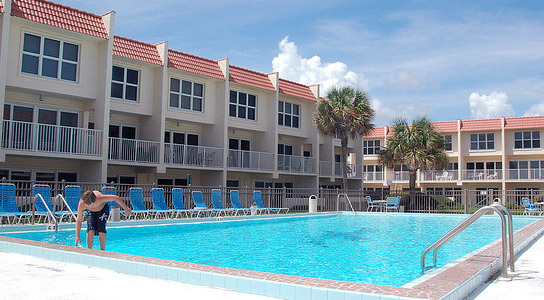 Oceanfront Vacation Als On Historic St Augustine Beach Front Condos